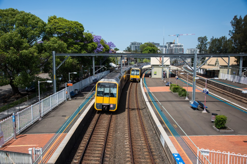 Sydney Trains 'DSS'
