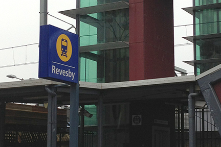 KINGSGROVE TO REVESBY QUADRUPLICATION