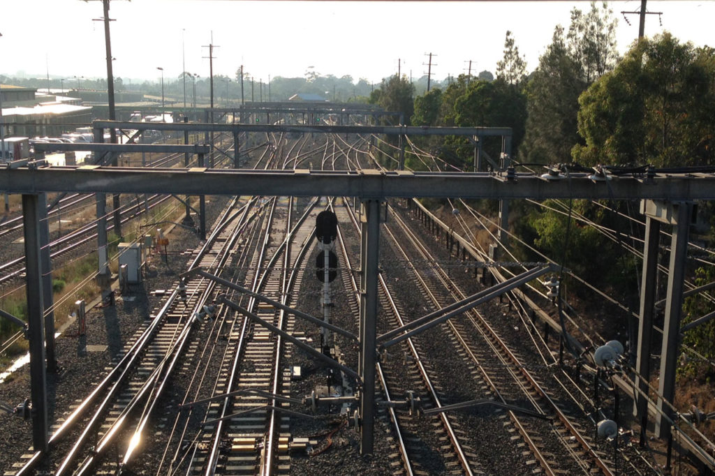 SYDNEY SOUTHERN FREIGHT LINE
