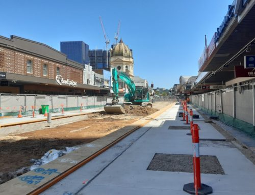 Parramatta Light Rail | Parramatta Connect JV Works