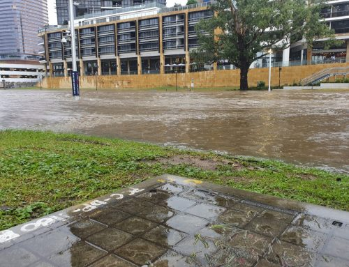 Sydney Rain Event