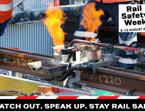 Rail Safety Week 2021